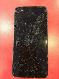 cracked space gray iPhone 6 Cooper City, 33024
