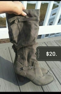 Like New Tall Boots Size 8 Oneonta, 13820