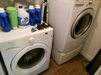 Washer and dryer  Addison, 75001