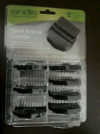 Andis clip combs  Calgary, T2T