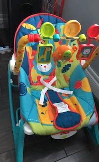 Toys- Fisher Price Infant to Toddler rocker