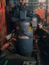 Curtis 80 gallon Industrial Air Compressor Calera, 35040