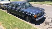 Mercedes Benz - Type 300D - 1985 for 600 with title San Antonio