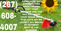 Lawn mowing Philadelphia
