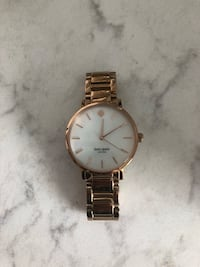 Kate Spade rose gold watch  Rosemère, J7A