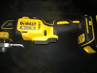 20Max Dewalt multitool and the battery! HAS NO CHARGER!! Phoenix