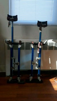 blue and black exercise equipment East Riverdale, 20737