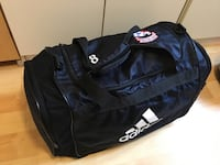Adidas soccer bag with 8 & Brampton Youth Soccer Club logo on the top Mississauga, L5L 5P5