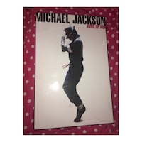 Michael Jackson poster  Westerville