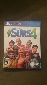 The Sims 4 Sony PS4 case Barrie, L4M 2H1