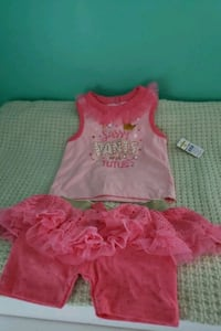 Summer outfit 3 to 6 months  Harpers Ferry, 25425