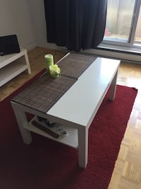 Table salon Ikea Blanche  Longueuil, J4K 1A4