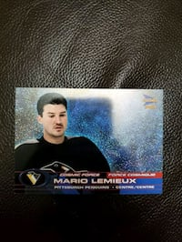 lemieux hockey card