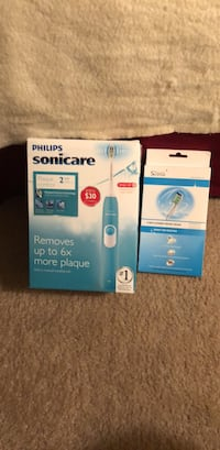 Philips Sonicare series 2 limited edition plus 8 replacement brush head BRAND NEW Margate, 33063