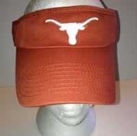 Texas Longhorns Visor by Top of the World London