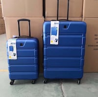 Brand New 2pcs Hardcover Luggage Suitcases Set  Toronto, M3J 2W6