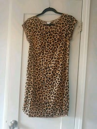 Leopard Print Dress  Burlington