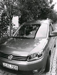 Volkswagen - Caddy - 2014 8469 km