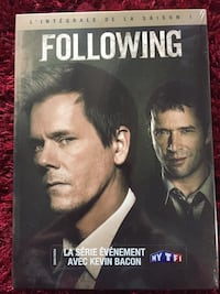 Intégrale Saison 1 The Following