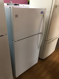 Small White Kenmore Top Freezer Refrigerator  Woodbridge, 22191