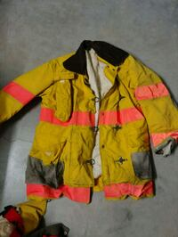 Fire Turnout Gear Spring, 77389