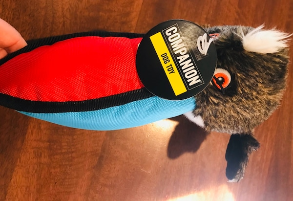 New Pelican dog toy, large and tough! 26b33b86-a7b5-4065-9a6c-3f56356141d7