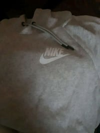 white and gray Nike jersey shirt Burlington, L7T 2E2