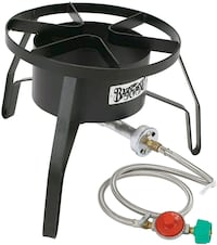 NEW Bayou Classic SP10 Outdoor Gas Propane Cooker Port St. Lucie, 34953