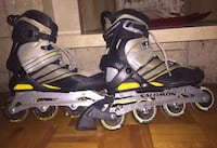 Patines Salomon talla 43 1/3 6513 km