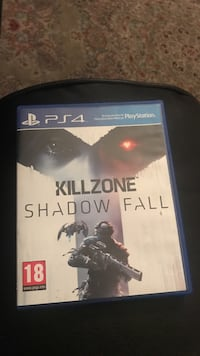 Killzone Shadow Fall PS4 spill tilfelle Oslo, 0257