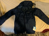Columbia insulated jacket  + free j. Whistler