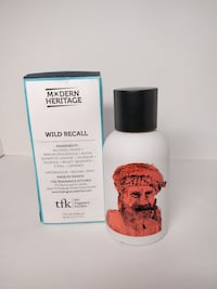 Французские духи wild recall the fragrance kitchen