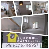 Interior painting, wood stanning and much more Brampton