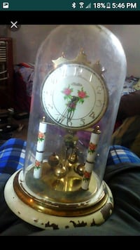 Very old and good quality clock Fontana, 92335