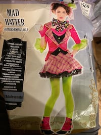 Mad Hatter costume Palmdale, 93551