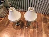 2 Lamps for sale! Springfield, 22152