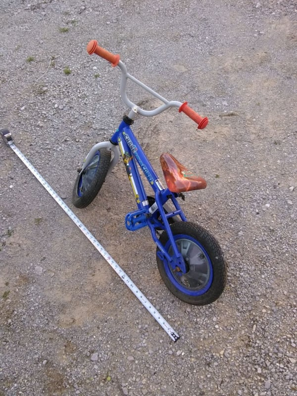 Kids bike like new 1f4ffb8b-9818-41dd-998a-87fa976dd1bf