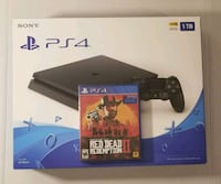 New Ps4 1TB plus Red Dead Redemption bundle Chantilly, 20151