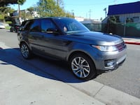 2014 Land Rover Range Rover Sport 4WD 4dr Supercharged SANTA MONICA