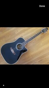 DON'T SETTLE FOR A CHEAPIE NEW GUITAR, TREAT YOURSELF TO A PRO-LEVEL INSTRUMENT AT A REASONABLE PRICE! Takamine Acoustic Electric EF341SC Santa Clarita, 91350