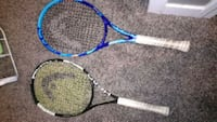 Metalix Head Tennis Rackets  Calgary, T1Y 1N8