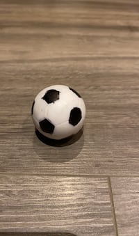 Soccer ball for table soccer