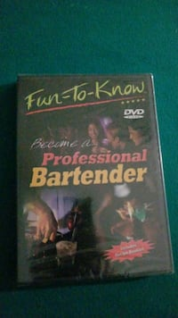 How to be a bartender dvd  Mississauga, L5B 4E7