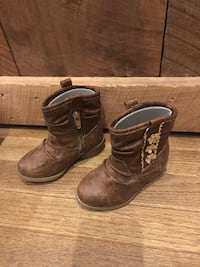 Toddler Girl Boots / Size 6 Germantown, 20874