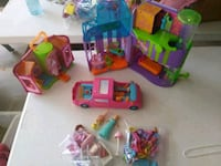 Various Polly pockets and Polly pocket accessories Portage, 46368