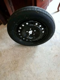 08 Charger spare tire Turbeville, 29162