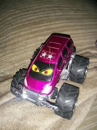 pink monster truck toy