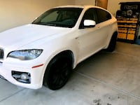 Parting out 2009 BMW X6 Bakersfield, 93313