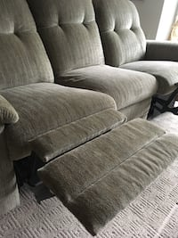 gray fabric 3-seat sofa Herndon, 20171