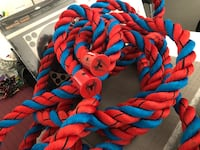 Spider-Man battle ropes Cupertino, 95014